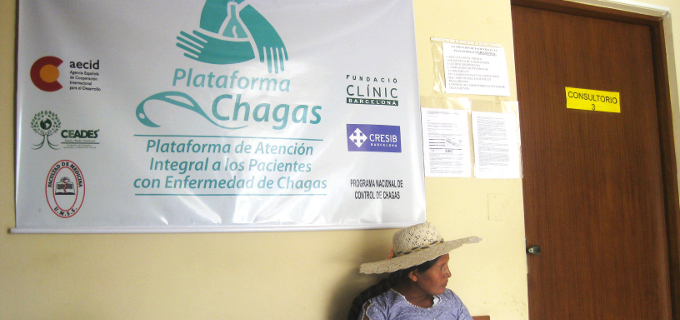 Clinical trial of new drug for chronic Chagas disease