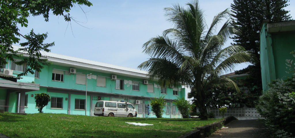 Strengthening Laboratory Capacities in the St. Joseph's Catholic Hospital, Monrovia, for Clinical Trials on infectious diseases (SELeCT)