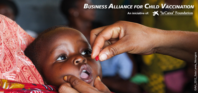 ISGlobal Becomes a Strategic Partner of the Business Alliance for Child Vaccination
