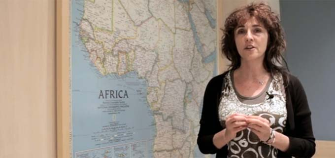 Denise Naniche: HIV/AIDS in Women and Children in Africa