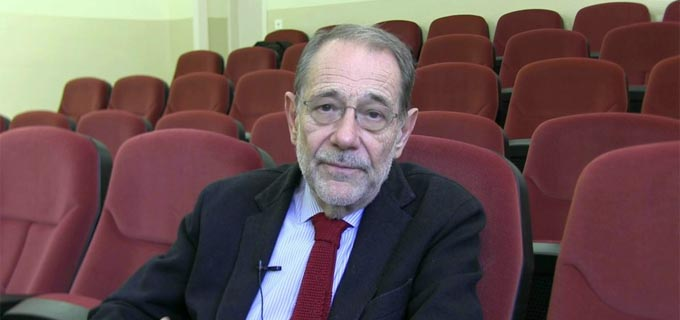 Javier Solana: Cooperation and Global Stability