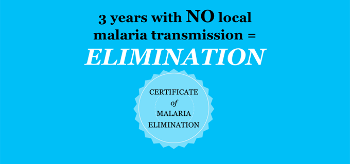 Malaria: A Story of Elimination