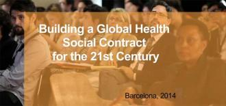 Video: Building a Global Health Social Contract for the 21st Century