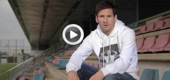 Leo Messi, Against Chagas Disease