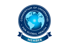 Logo de Consortium of Universities for Global Health (CUGH)