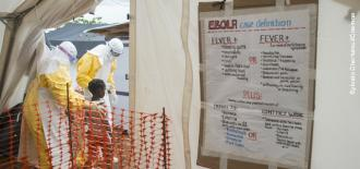 ISGlobal's Response over the Course of the Ebola Epidemic