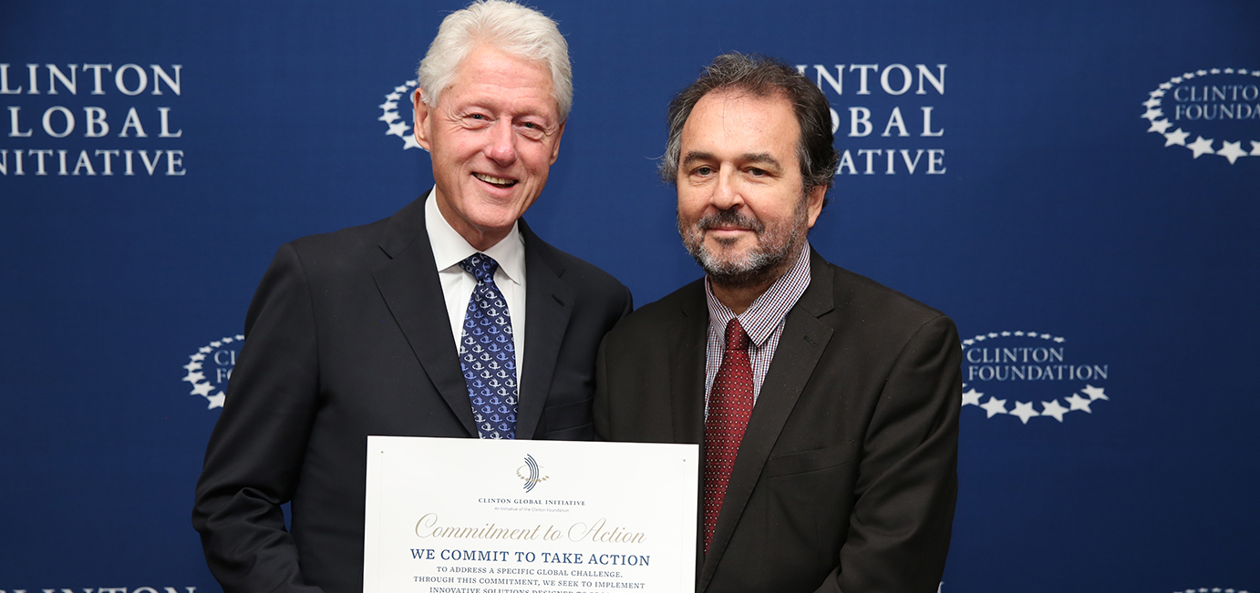"ISGlobal y BCNecologia lanzan un ""Commitment to Action"" de la Clinton Global Initiative para optimizar el modelo de las 'supermanzanas' bajo criterios de salud"