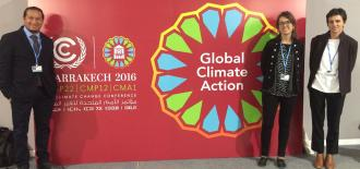 ISGlobal Puts the Spotlight on Environmental Health at the COP22 Climate Change Conference
