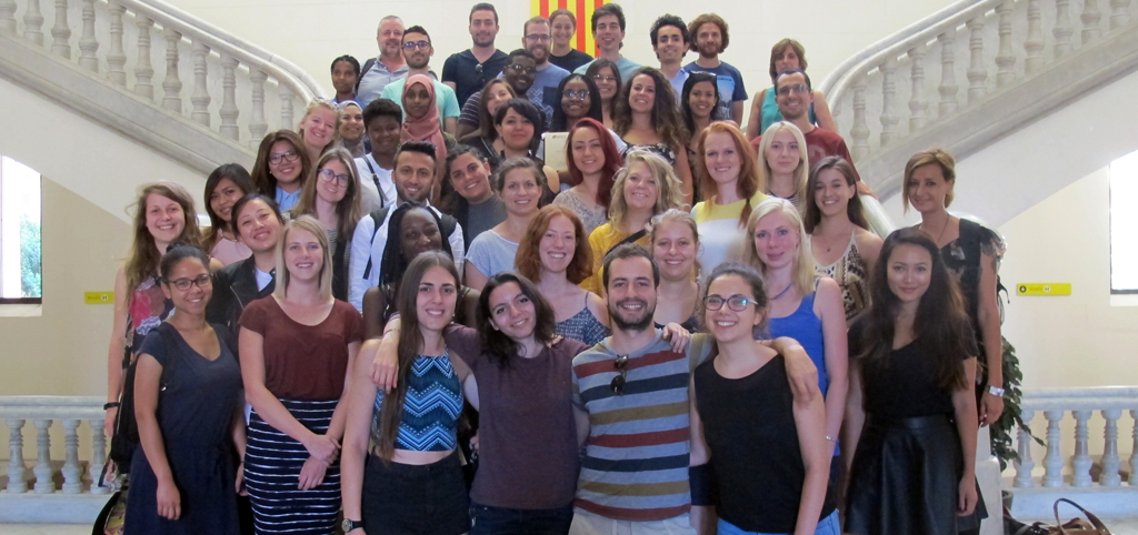 Estudiantes de 22 países participan en la 3ª Barcelona Global Health Summer School