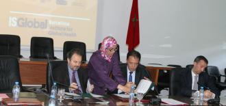 ISGlobal and the Moroccan Ministry of Health Sign a Cooperation Agreement in order to Establish a Mediterranean Health Observatory