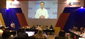 ISGlobal Participates in the XV Conference of Ibero-American Health Ministers