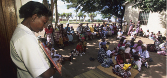 A New Training Programme in Mozambique Will Help to Fight Cervical Cancer
