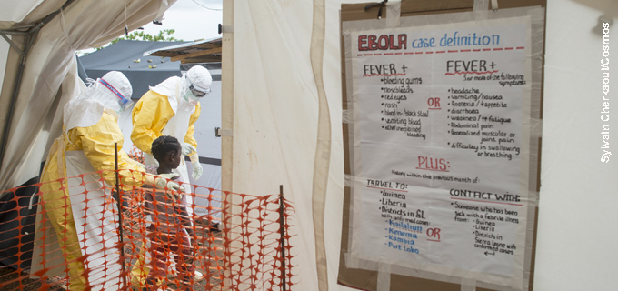ISGlobal's Response to the Global Ebola Epidemic