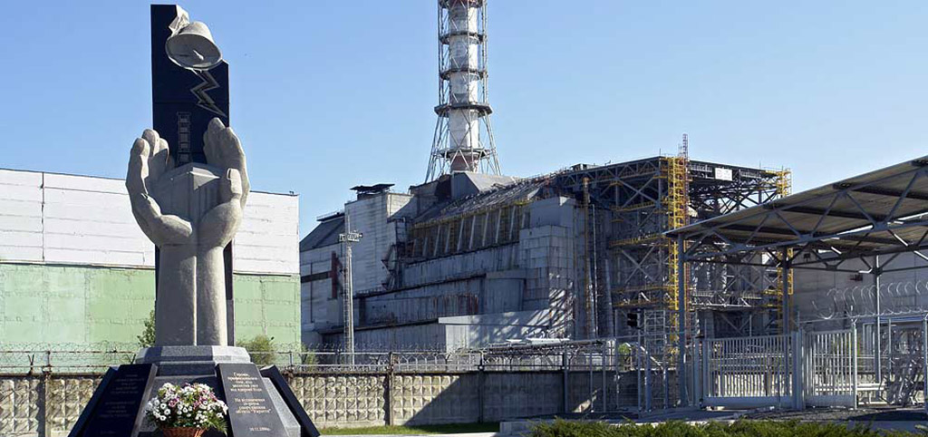 Chernobyl Nuclear Power Plant Memorial