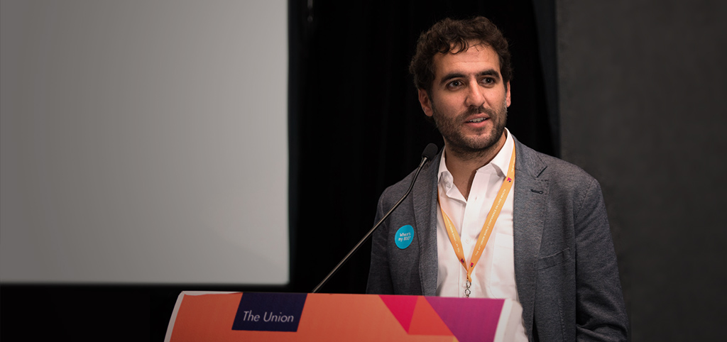 Alberto García-Basteiro Receives 'The Union Young Investigator Prize'