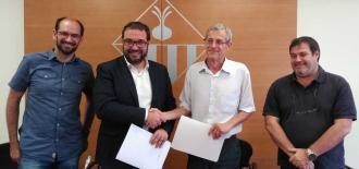 ISGlobal and the Sabadell City Council Sign a Collaboration Agreement