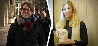 Awards for Two Young ISGlobal Researchers