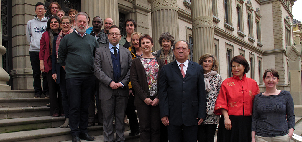 Barcelona Hosts the General Assembly of the International Network for Education in International Health, tropEd