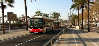 Air Pollution Levels in Barcelona Rise During Public Transport Strikes