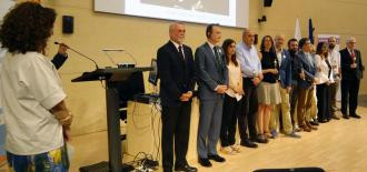 The 2014 Young Investigator Oscar is Awarded to Marta Benet and Mariona Pinart