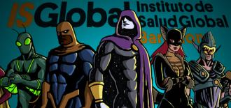 Superheroes Against Superbugs: Antimicrobial Resistance