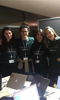 Hackaton Against Hunger 2017