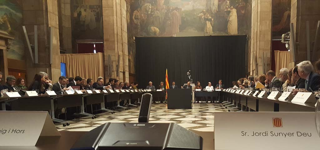 The Barcelona Institute for Global Health Will Participate in Creating the Urban Agenda of Catalonia