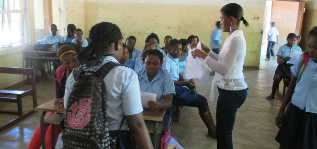 A Great Majority of Mozambican Adolescent Girls are Willing to Get Vaccinated Against HPV