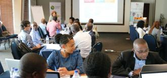 Researchers from Portuguese-Speaking African Countries Attend a Workshop on How to Prepare Scientific Proposals