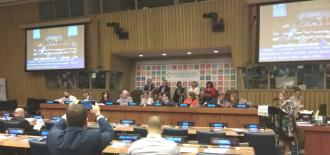 ISGlobal at the UN High-Level Political Forum for the 2030 Agenda