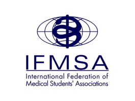 Logo de la International Federation of Medical Students' Associations (IFMSA)
