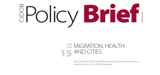 Migration, Health and Cities