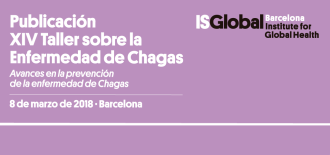 XIV Workshop on Chagas Disease Publication
