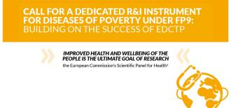 Recommendations for the Future of European Union Funding for Poverty Related Neglected Diseases and Global Health Research (FP9 and EDCTP)