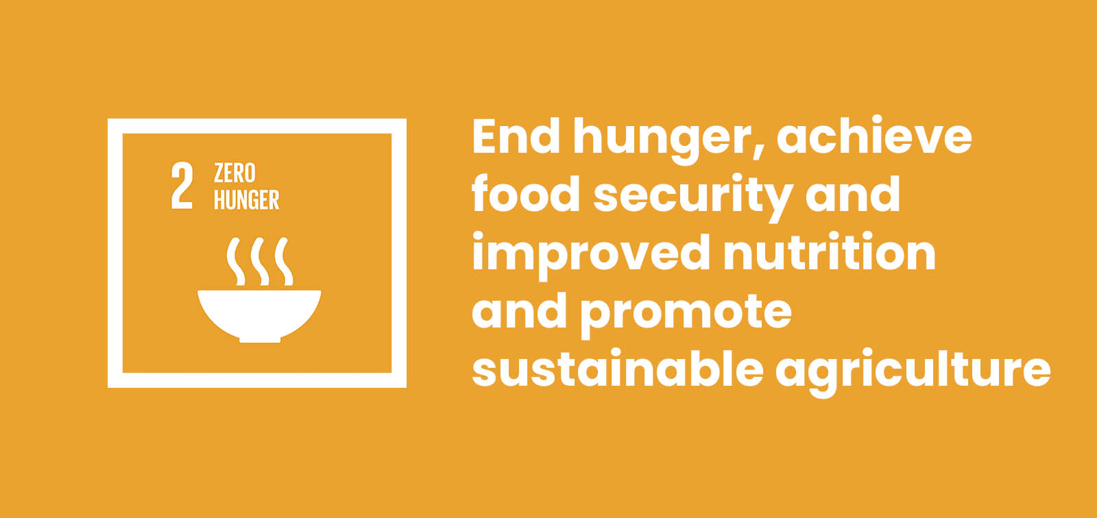 Goal 2: End hunger, achieve food security and improved nutrition and  promote sustainable agriculture - Project - ISGLOBAL