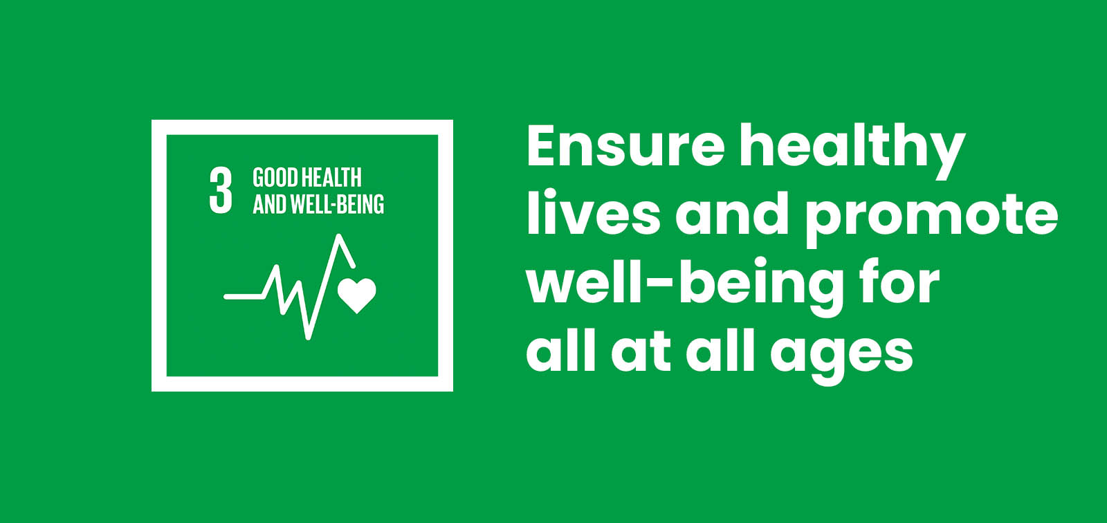 Goal 3: Ensure healthy lives and promote well-being for ...