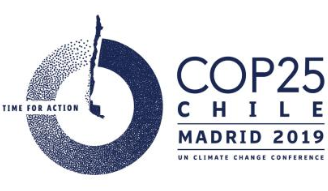 Logo COP25 Madrid
