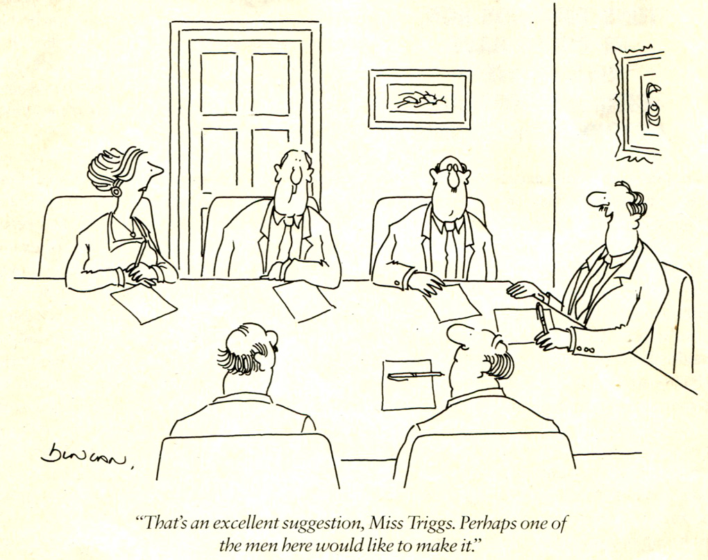 Miss Triggs suggestion (Punch magazine) - Roger W on FlickR
