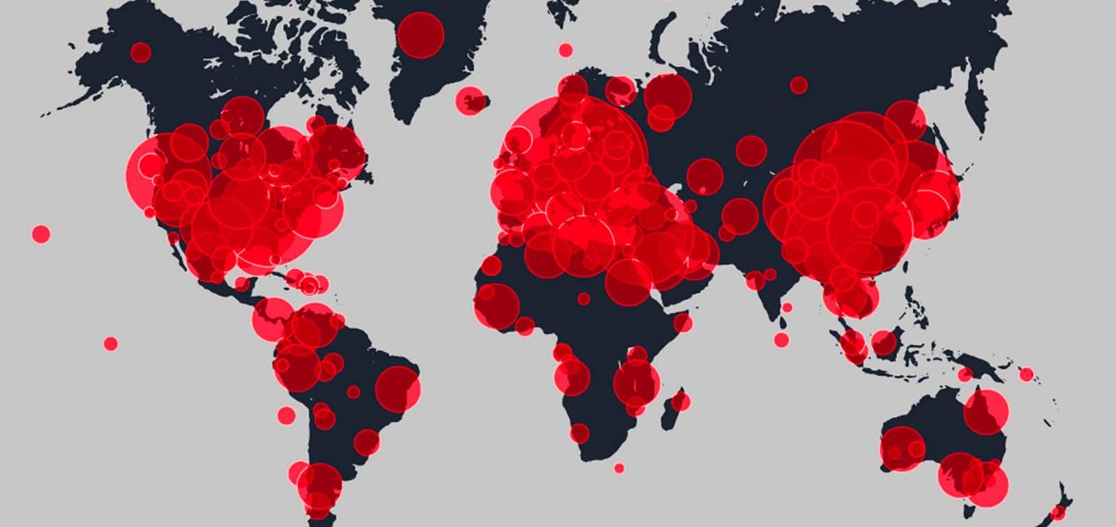 Ciclo Que Pasa En El Mundo Coronavirus Orden Internacional Y Salud Global Evento Isglobal