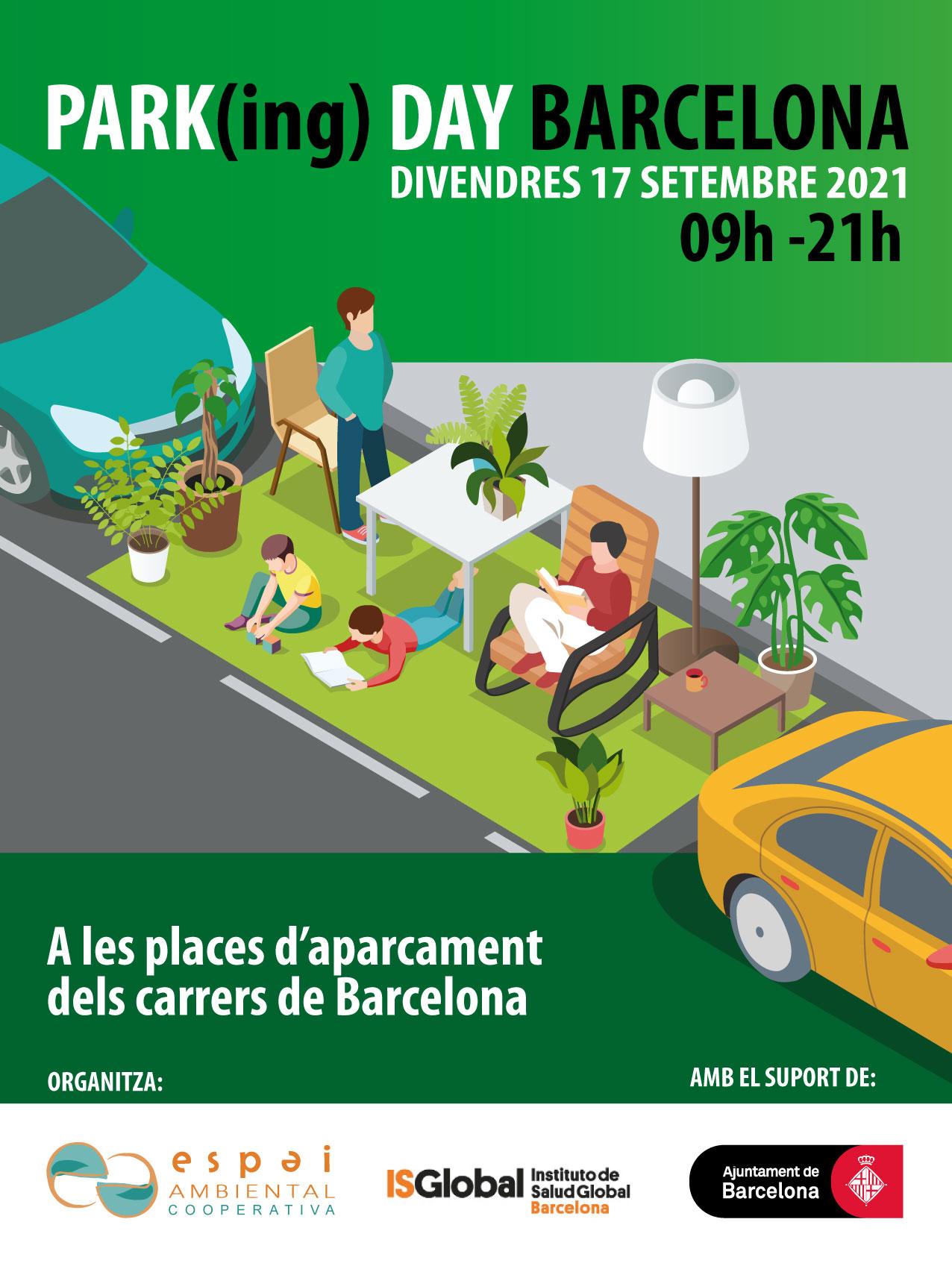 Parking Day Barcelona 2021